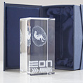 EON award trophy
